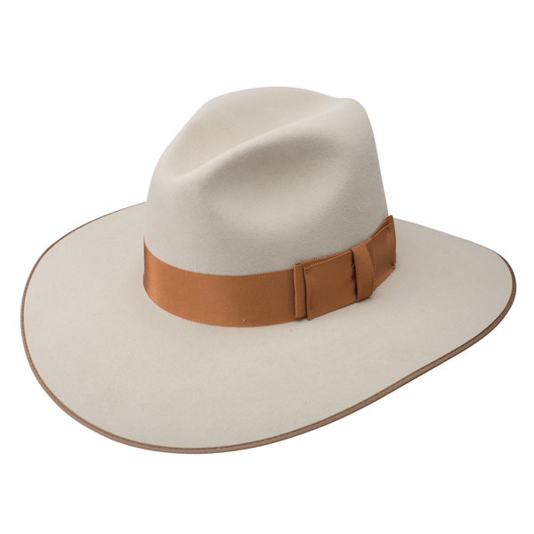 TRI-CITY FEDORA by  Stetson – Hollywood Hatters 8d9e1fad376