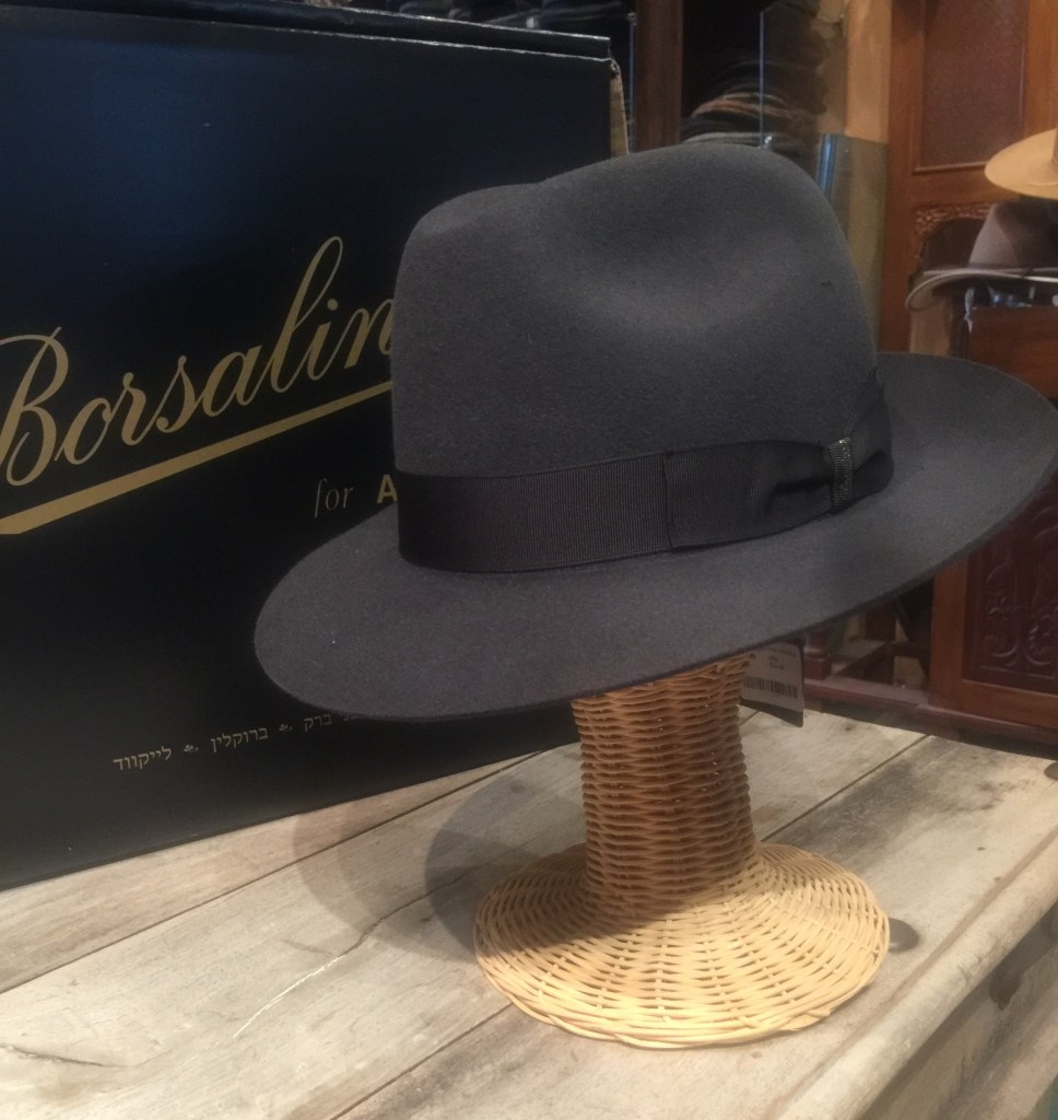 Borsalino in Los Angeles!