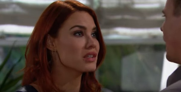 The Bold and the Beautiful POLL: Will Sally Accept Wyatt