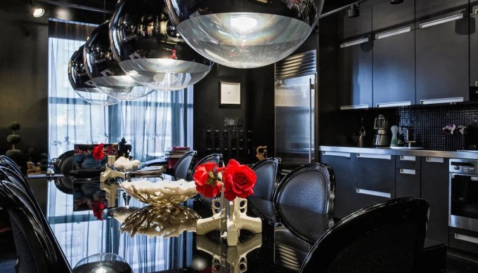 Gothic Kitchen Decor
