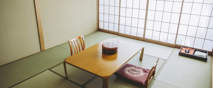Japanese People, Nature, and Their Living Space