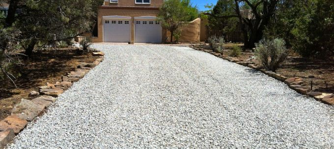 Stone Dust for Driveways