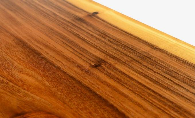 A Brief History of the Tigerwood