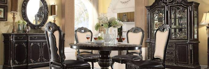 Gothic Living Room Sets