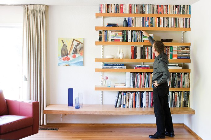 Bookshelves for Grand Collections