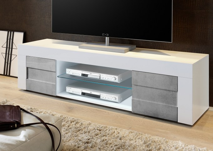 Modern Small TV Stand