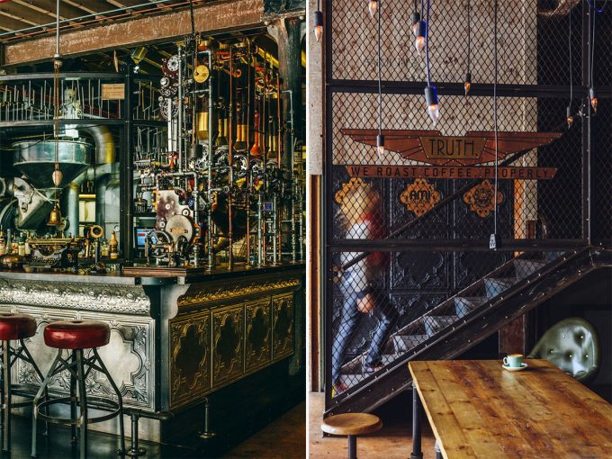 What to Know About Steampunk Interior Decor