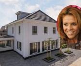BINNENKIJKEN – Leontien van Moorsel koopt voor 1.120.000 miljoen villa die nog even moet worden afgewerkt