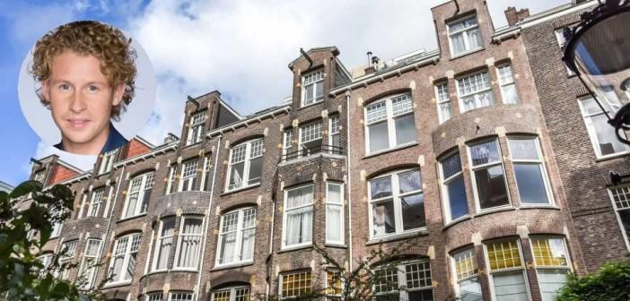 BINNENKIJKEN – Ewout Genemans maakt snelle winst van een bijna drie ton op appartement waar hij overvallen werd