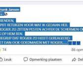 Hackte uit hun Haagse woning vertrokken Rogier Facebook-account van Rogier?