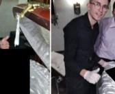 De foto's die woede veroorzaken – Begrafenismedewerkers poserengrijnzend bij Diego Maradona's lichaam in de kist