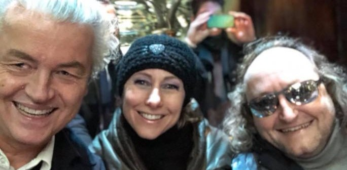 Floortje Dessing, Saskia Noort en Xaviera Hollander willen PVV-Kamerlid Graus voor rechter voor dwingen ex tot seks met beveilgers