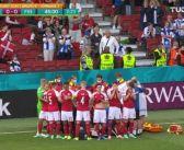 Na horror hartstilstand op het veld: 'Eriksen meldt zich in groepsapp Inter en wil snel terugkeren'