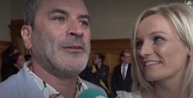 Flikken Antwerpen rechercheur Guy Van Sande (58) en zijn vrouw (33) uit elkaar na zijn kinderpornoaffaire