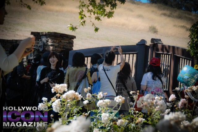Michael Jackson Neverland Ranch One Year Anniversary By JB Brookman-20