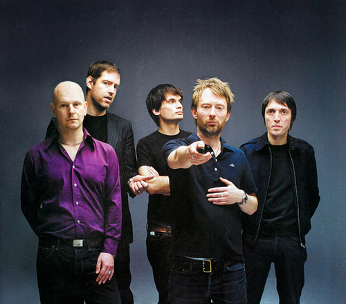 """New Radiohead Video: """"Lotus Flower"""" From New Album The King of Limbs"""