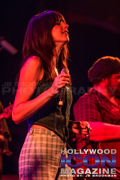 Nicki Bluhm and the Gramblers at The Troubador.  Photo: JB Brookman