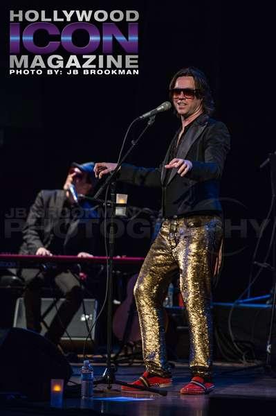 Rufus Wainwright in Los Angeles.  Photo: JB Brookman