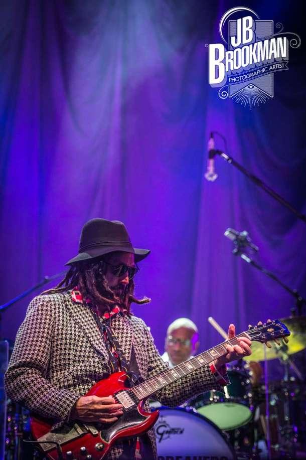 Tom Petty & The Heartbreakers rock the night, in Nashville. Photo: JB Brookman