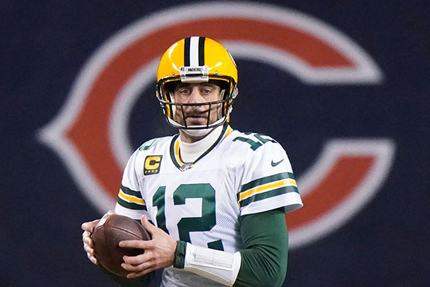Aaron Rodgers: Everything To Know About The Football Star Hosting 'Jeopardy!' This Week