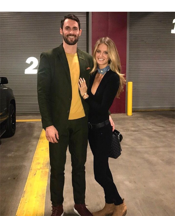 Who Is Kevin Love's Girlfriend? — Get to Know Kate Bock ...