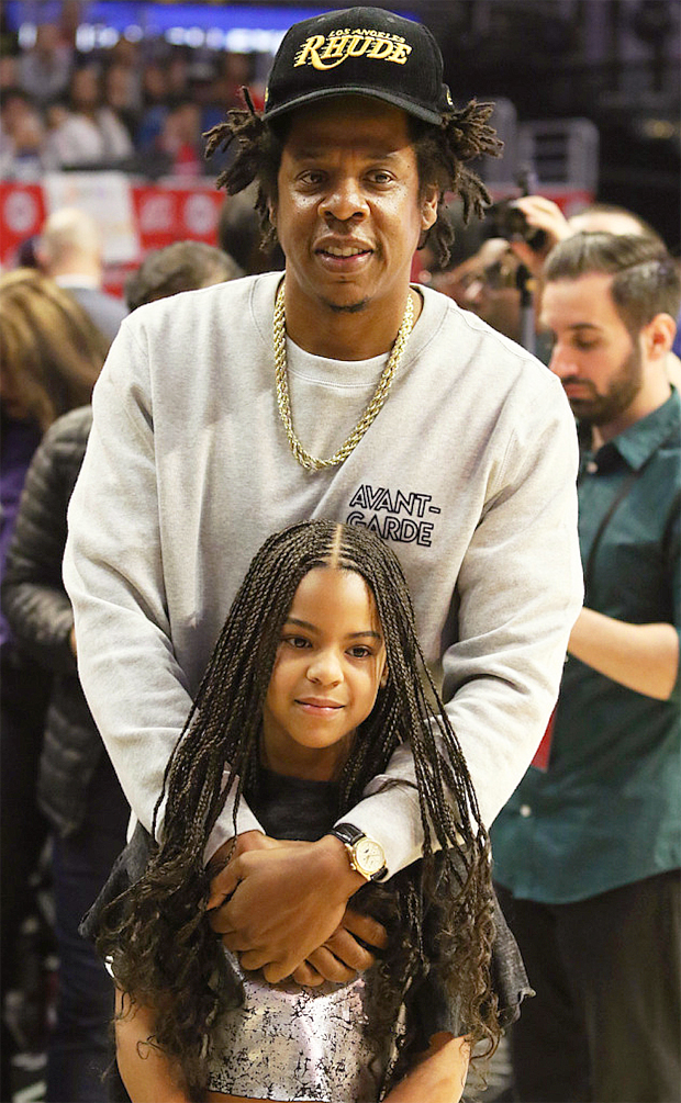 beyonce jay z s kids see cutest
