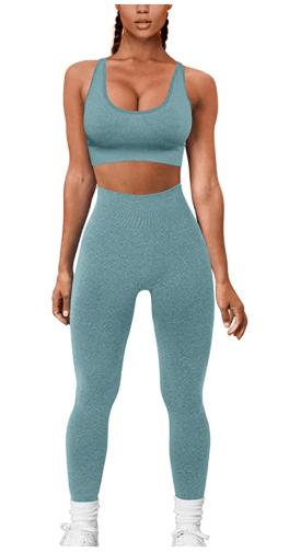 seamless workout set