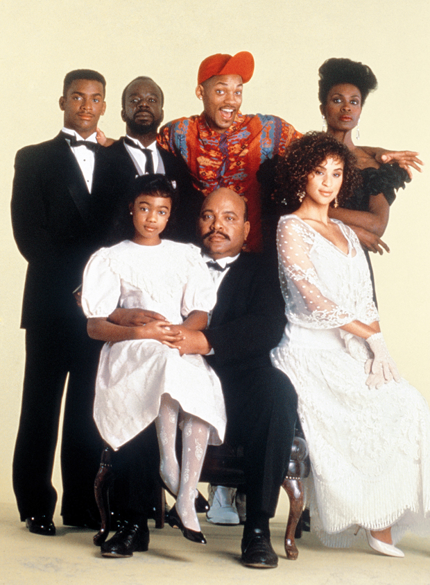 Fresh Prince of Bel-Air cast