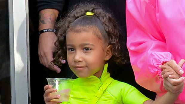 North West Looks So Cute In SKIMS Cozy Collection Video – Gadget Clock