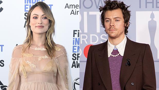 Olivia Wilde Wears BF Harry Styles' 'Golden' Music Video Necklaces: Pics – Gadget Clock