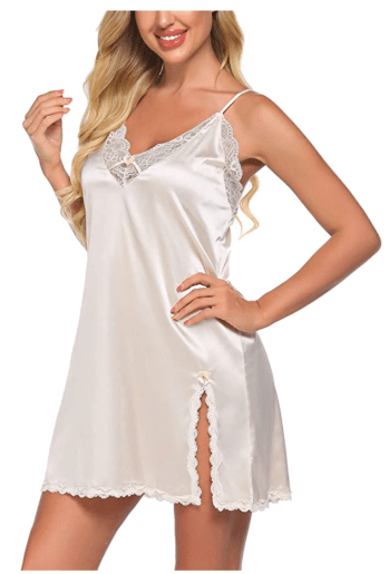Best silk nightgowns