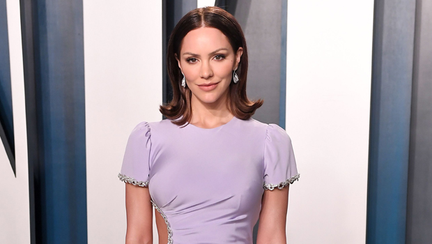 Katharine McPhee Stuns In Valentino Gown 5 Weeks After Giving Birth To Son Rennie — See Pics