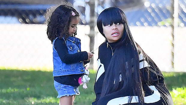 Dream Kardashian, 4, Is So Cute Showing Off Her Dance Moves With Mom Blac Chyna In The Kitchen — Watch