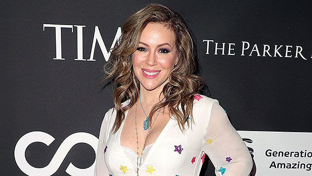 Alyssa Milano Claps Back & Throws An F-Bomb After She's Called A 'Washed Up Actress' — Watch