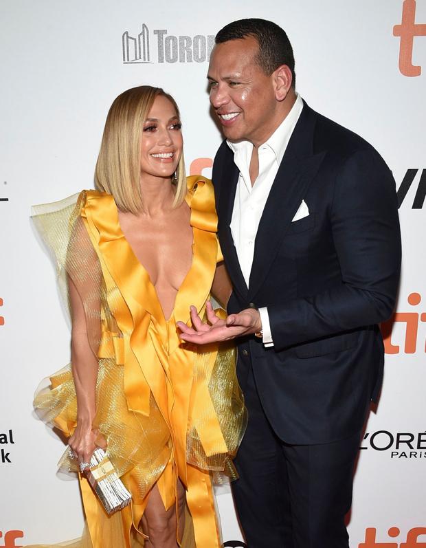 Jennifer Lopez, Alex Rodriguez