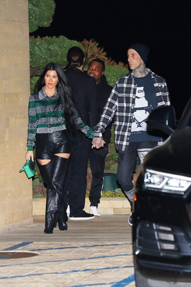 Scott Disick & Kourtney Kardashian On Her Dating: KUWTK ...