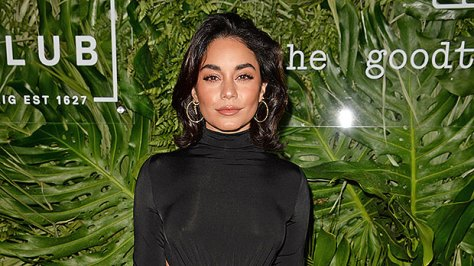Vanessa Hudgens Bares Her Midriff In Extreme Cutout Dress & Looks Gorgeous — Pics