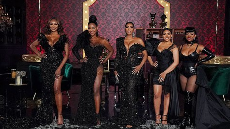 'RHOA' Reunion: Kenya Moore Reveals Marc Daly Is Fighting To Keep Daughter Brooklyn Off the Show
