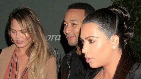 Chrissy Teigen Reveals How Kim Kardashian's Really Doing After Kanye West Split: She 'Gave Her All'
