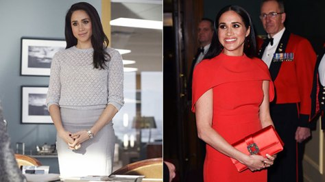 Meghan Markle Before Being A Royal: See Pics From Her TV Start, To Royal Wedding & Beyond