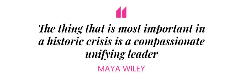 Maya Wiley: The Social Justice & 'Affordability' Crusader Who Wants to Be The Next Mayor Of NYC