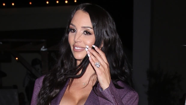 Scheana Shay Sparks Engagement Hypothesis Whereas CarryingLarge Diamond Ring – Picture