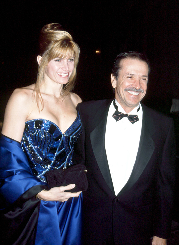 Sonny Bono and wife Mary Whitaker