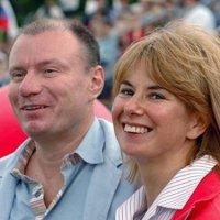 Бывшая жена олигарха Владимира Потанина Наталия, проигрывает суд в Лондоне. Кто они- бывшая и нынешняя жены русского миллиардера?