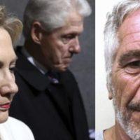 Хилари и Билл Клинтоны гостили на ранчо педофила Джеффри Эпштейна в Нью- Мексико, где миллиардер- самоубийца экспериментировал с производством совершенных детей от богатых и знаменитых.