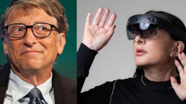 Билл Гейтс, сатанизм элиты, спорное видео Microsoft, чипизация и вакцинация. Причем тут Марина Абрамович и заговор в эпоху kopoнавируса.