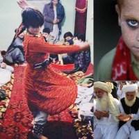 Танцующие мальчики бача бази, тайный позор Афганистана. Их заставляют одеваться, как девочки, а затем используют.