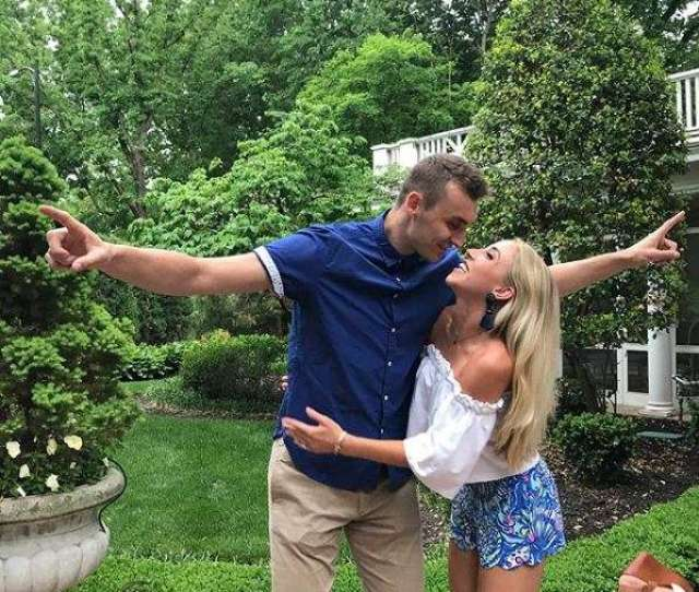 To Be Married Soon Olivia Harlan Announces Her Wedding Date Through Instagram On  Photo Olivia Harlans Instagram