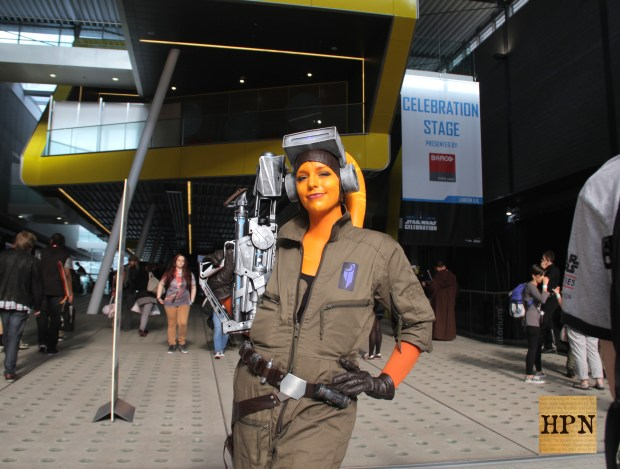 Spacemonster Cosplay 2