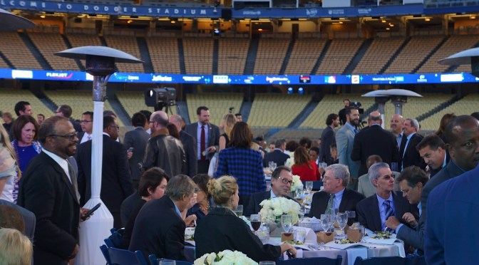 Los Angeles Dodgers Foundation First Annual Blue Diamond Gala